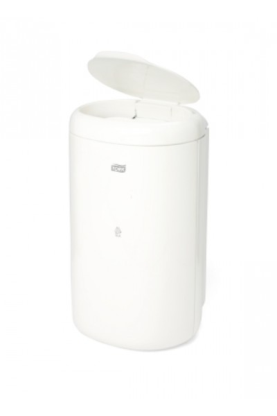Sanitetsbindbeholder 5 Ltr hvit