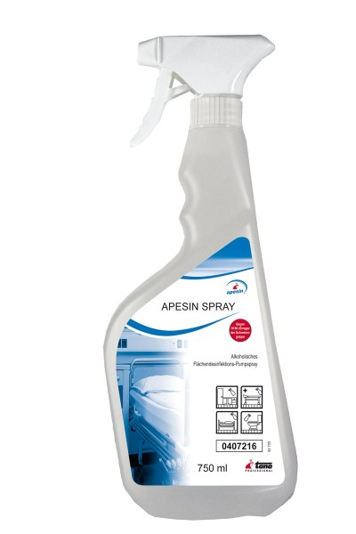 Apesin Spray 750ml desinfiserende
