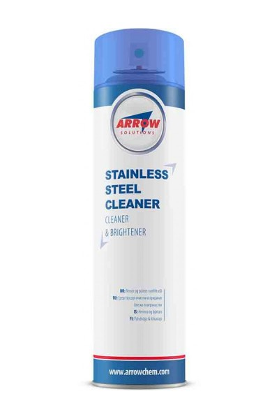 Arrow stainless steel cleaner