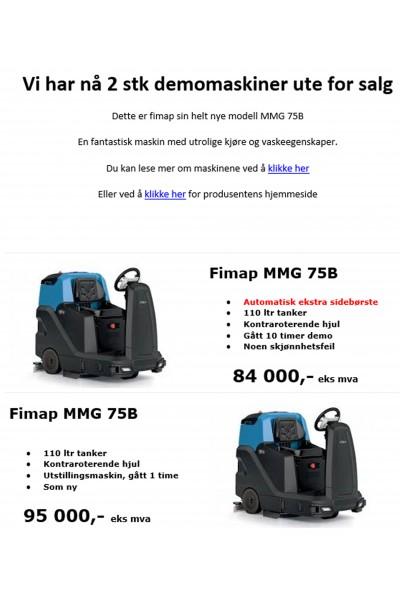 Fimap mmg 75B 2 stk