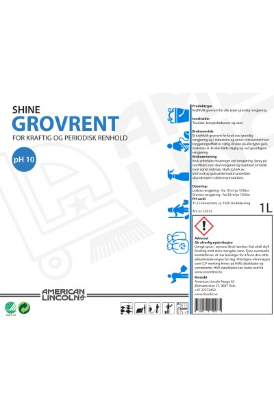 Shine Grovrent