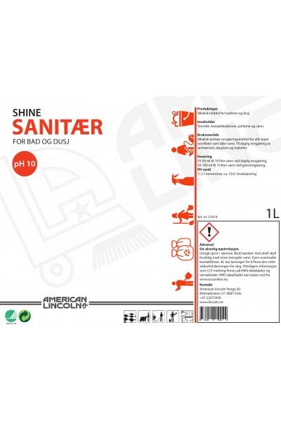 Shine Sanitær